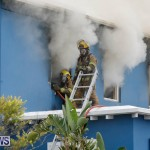 Robertson's Drug Store Fire Bermuda, September 2 2017_7993
