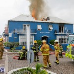 Robertson's Drug Store Fire Bermuda, September 2 2017_8104