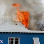 Robertson's Drug Store Fire Bermuda, September 2 2017_8112