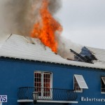 Robertson's Drug Store Fire Bermuda, September 2 2017_8123