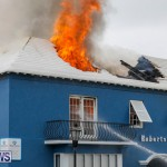 Robertson's Drug Store Fire Bermuda, September 2 2017_8135
