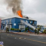 Robertson's Drug Store Fire Bermuda, September 2 2017_8153