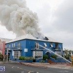 Robertson's Drug Store Fire Bermuda, September 2 2017_8198-b