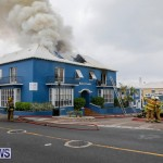 Robertson's Drug Store Fire Bermuda, September 2 2017_8204