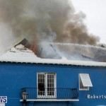 Robertson's Drug Store Fire Bermuda, September 2 2017_8243