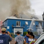 Robertson's Drug Store Fire Bermuda, September 2 2017_8279