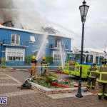 Robertson's Drug Store Fire Bermuda, September 2 2017_8284