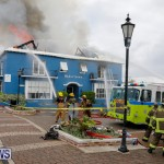 Robertson's Drug Store Fire Bermuda, September 2 2017_8293