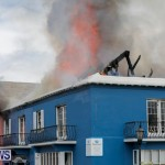 Robertson's Drug Store Fire Bermuda, September 2 2017_8297