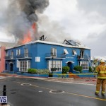 Robertson's Drug Store Fire Bermuda, September 2 2017_8304