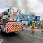 Robertson's Drug Store Fire Bermuda, September 2 2017_8339