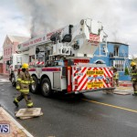 Robertson's Drug Store Fire Bermuda, September 2 2017_8358