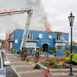 Robertson's Drug Store Fire Bermuda, September 2 2017_8454