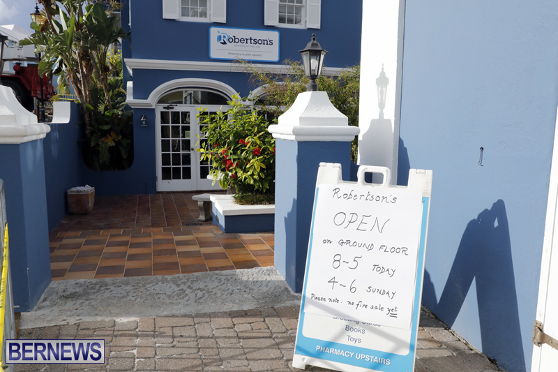 Robertson's Re-Opens Bermuda September 10 2017 (14)
