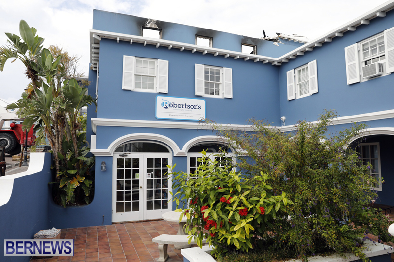 Robertson's Re-Opens Bermuda September 10 2017 (4)