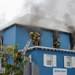 Robertson's Drug Store Fire Bermuda, September 2 2017_7752