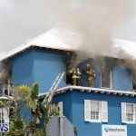 Robertson's Drug Store Fire Bermuda, September 2 2017_7906