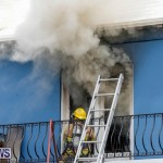 Robertson's Drug Store Fire Bermuda, September 2 2017_7964