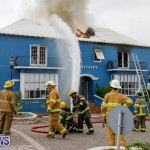 Robertson's Drug Store Fire Bermuda, September 2 2017_8106