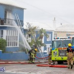 Robertson's Drug Store Fire Bermuda, September 2 2017_8259
