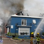 Robertson's Drug Store Fire Bermuda, September 2 2017_8287