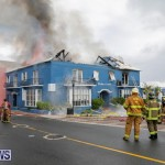 Robertson's Drug Store Fire Bermuda, September 2 2017_8315