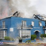 Robertson's Drug Store Fire Bermuda, September 2 2017_8317