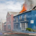 Robertson's Drug Store Fire Bermuda, September 2 2017_8332