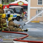 Robertson's Drug Store Fire Bermuda, September 2 2017_8400