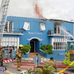 Robertson's Drug Store Fire Bermuda, September 2 2017_8456
