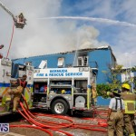 Robertson's Drug Store Fire Bermuda, September 2 2017_8523