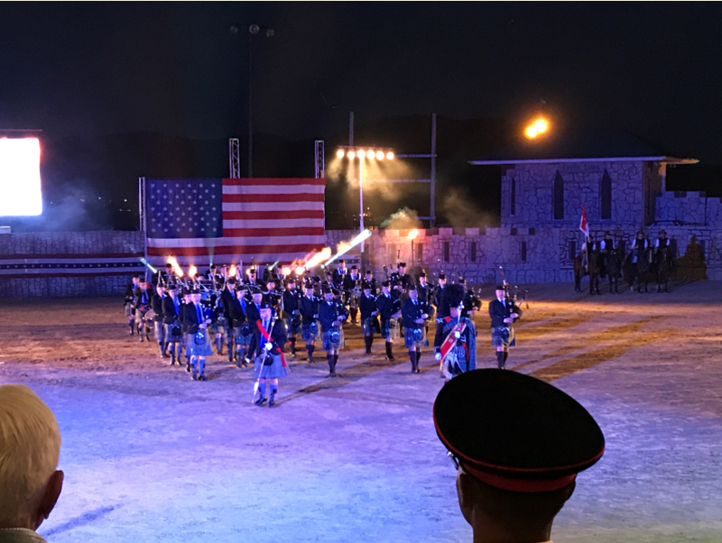Royal Bermuda Regiment September 10 2017 (2)