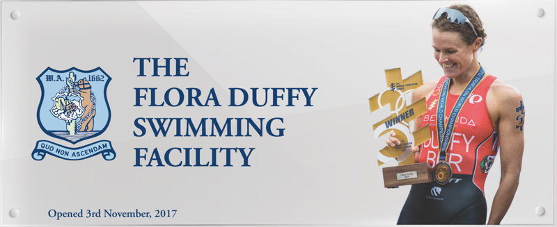The Flora Duffy Swimming Facility Bermuda Sept 21 2017