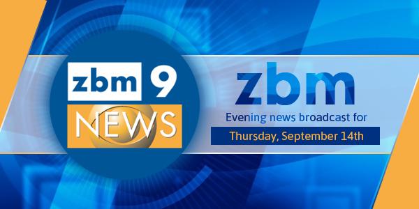 zbm 9 news Bermuda September 14 2017