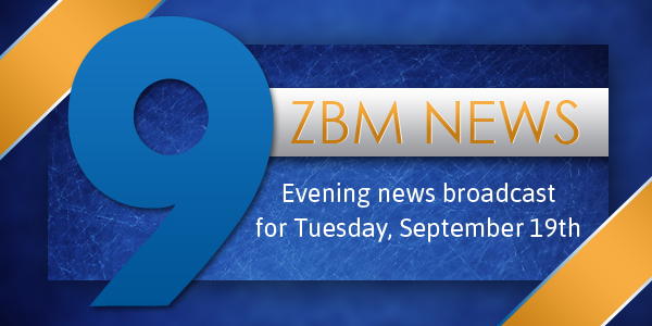 zbm 9 news Bermuda September 19 2017