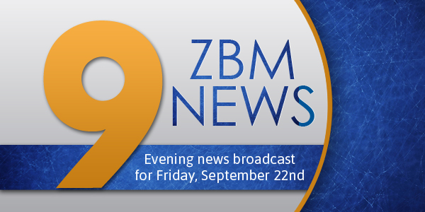 zbm 9 news Bermuda September 22 2017