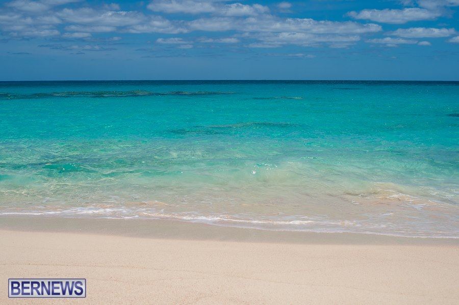 292 Nothing beats a Bermuda beach with crystal waters and blue skies, pink sand