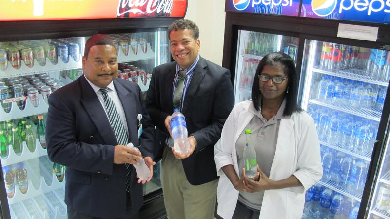 BHB end sugary drink offerings Bermuda Oct 2017