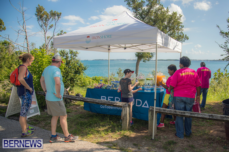 BTA Walk At Fort Scaur Bermuda Oct 22 2017 (1)