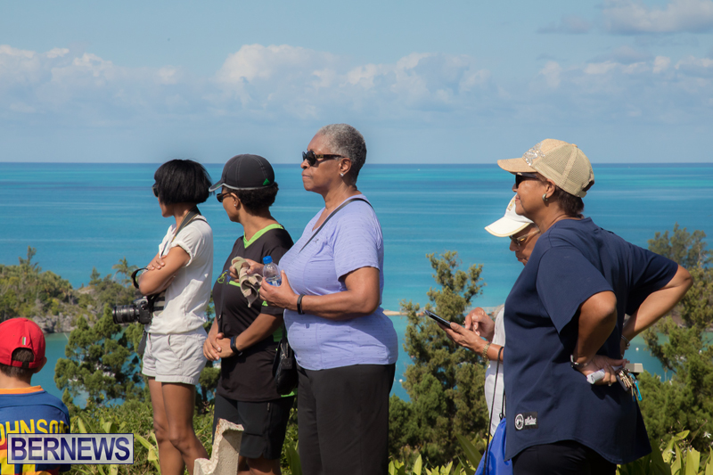 BTA Walk At Fort Scaur Bermuda Oct 22 2017 (11)