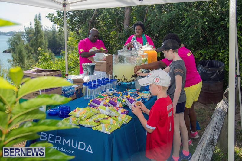 BTA Walk At Fort Scaur Bermuda Oct 22 2017 (2)