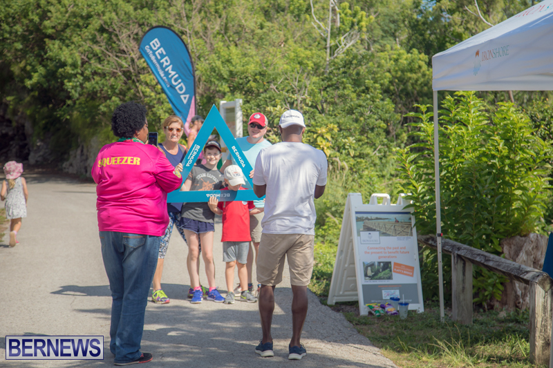 BTA Walk At Fort Scaur Bermuda Oct 22 2017 (7)