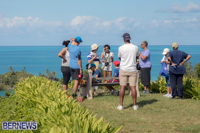 BTA Walk At Fort Scaur Bermuda Oct 22 2017 (9)