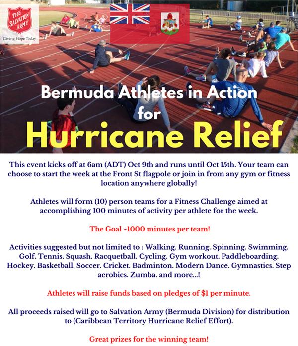 Bermuda Athletes