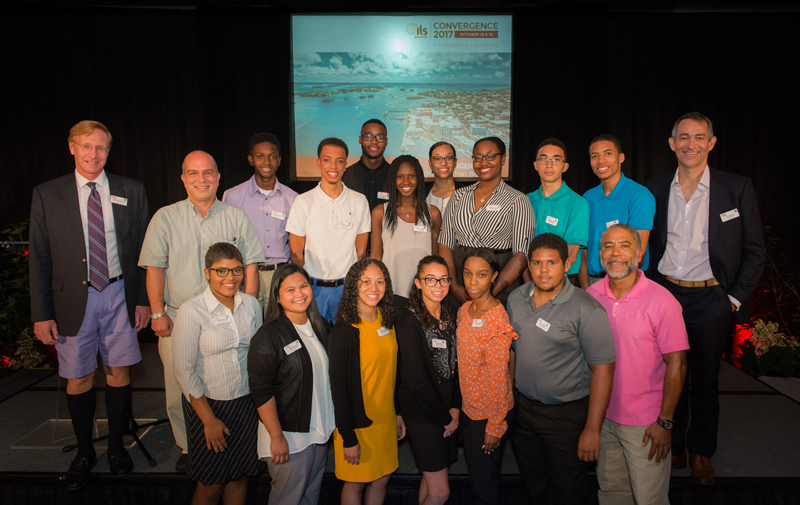 Bermuda College Students Attend Convergence 2017 October