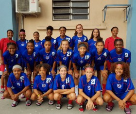Bermuda U17 Girls Oct 18 2017