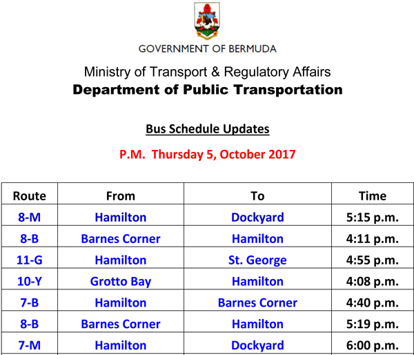 Bus Service Cancellation Thursday 5-10-2017-3