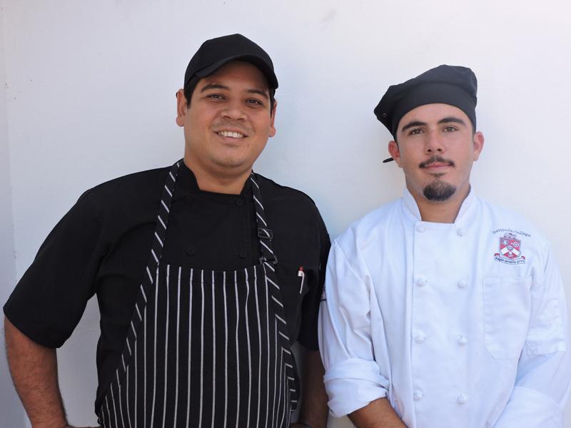 Chef Izaguirre & Sousa Bermuda Oct 2017