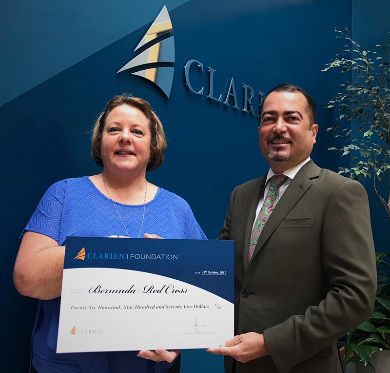 Clarien Bank Bermuda Oct 2017