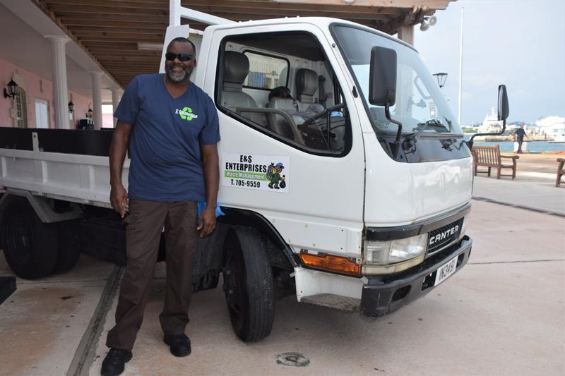 Dockyard Recycling  Bermuda Oct 2 2017 (1)
